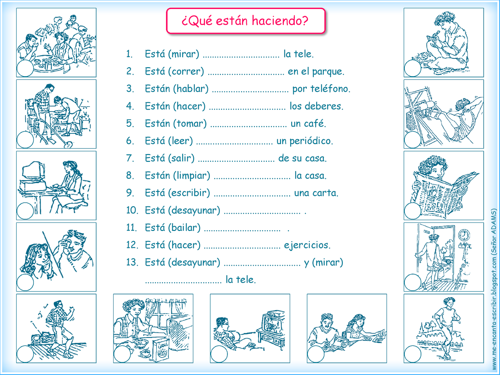 Pin by Nichole Sieck on The teacher in me | Teaching spanish ...