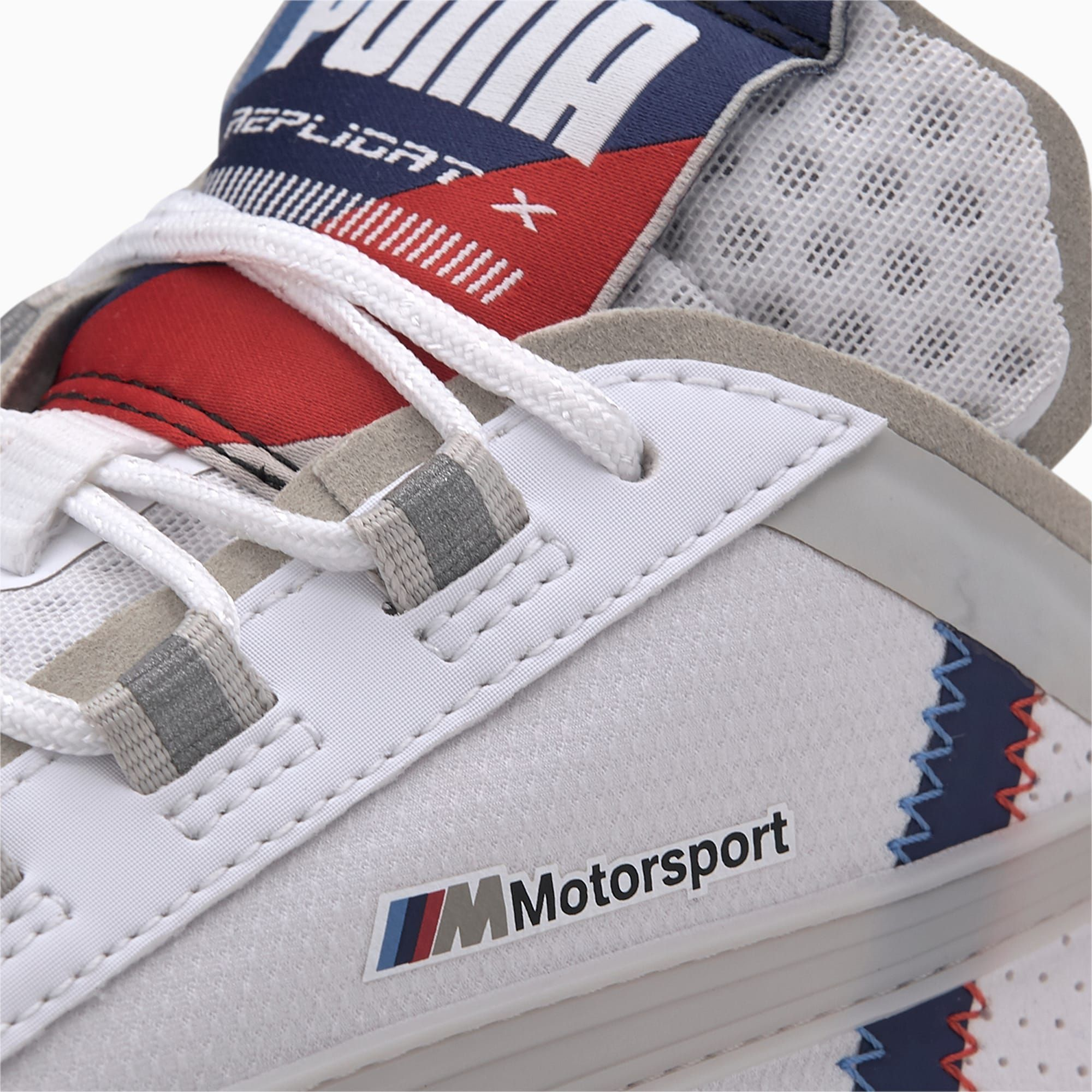 Photo of PUMA BMW M Motorsport Replicat-X Trainers,  Dark Blue, size 10.5, Shoes
