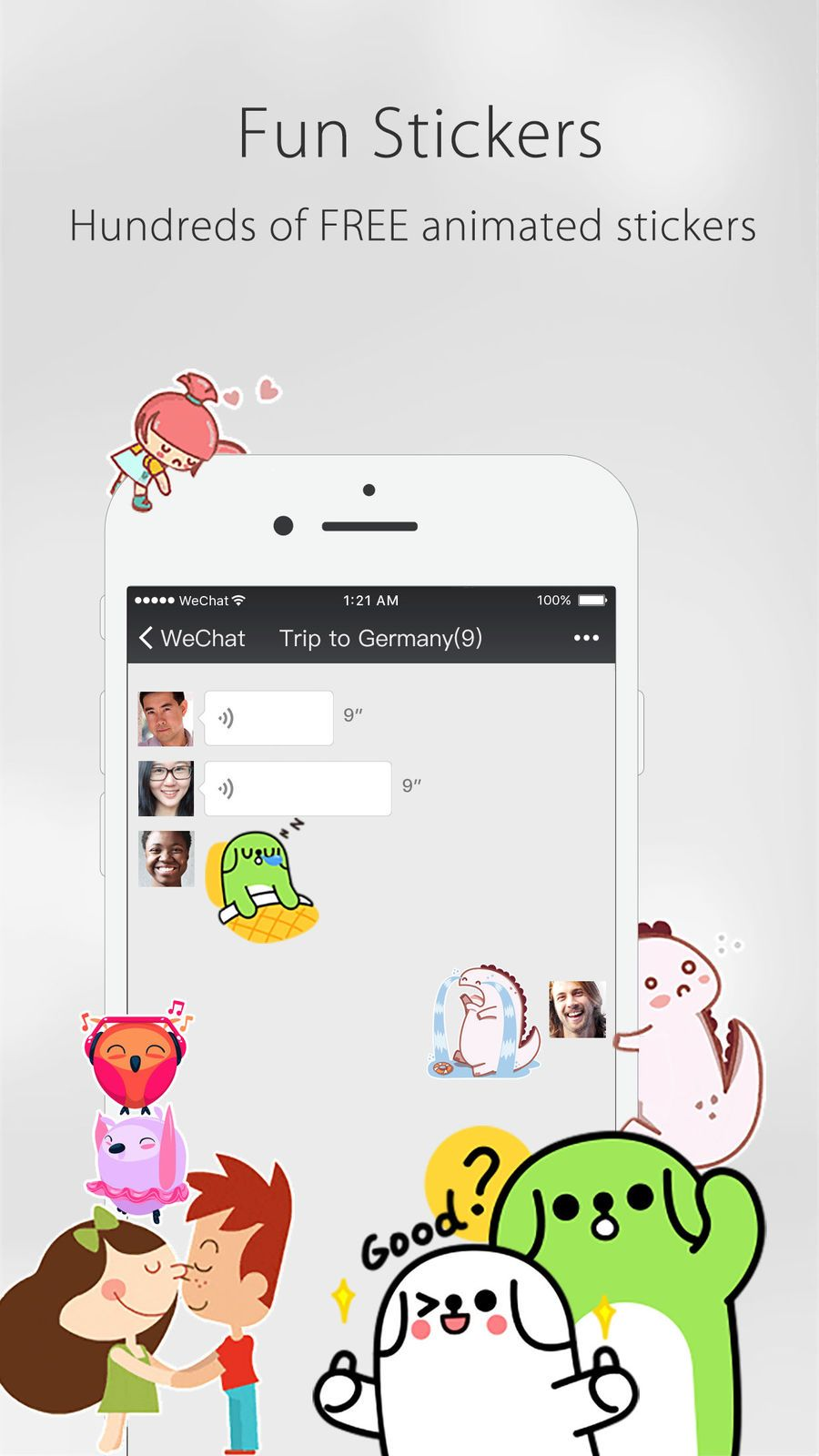 WeChat iosappsappProductivity (With images) Fun