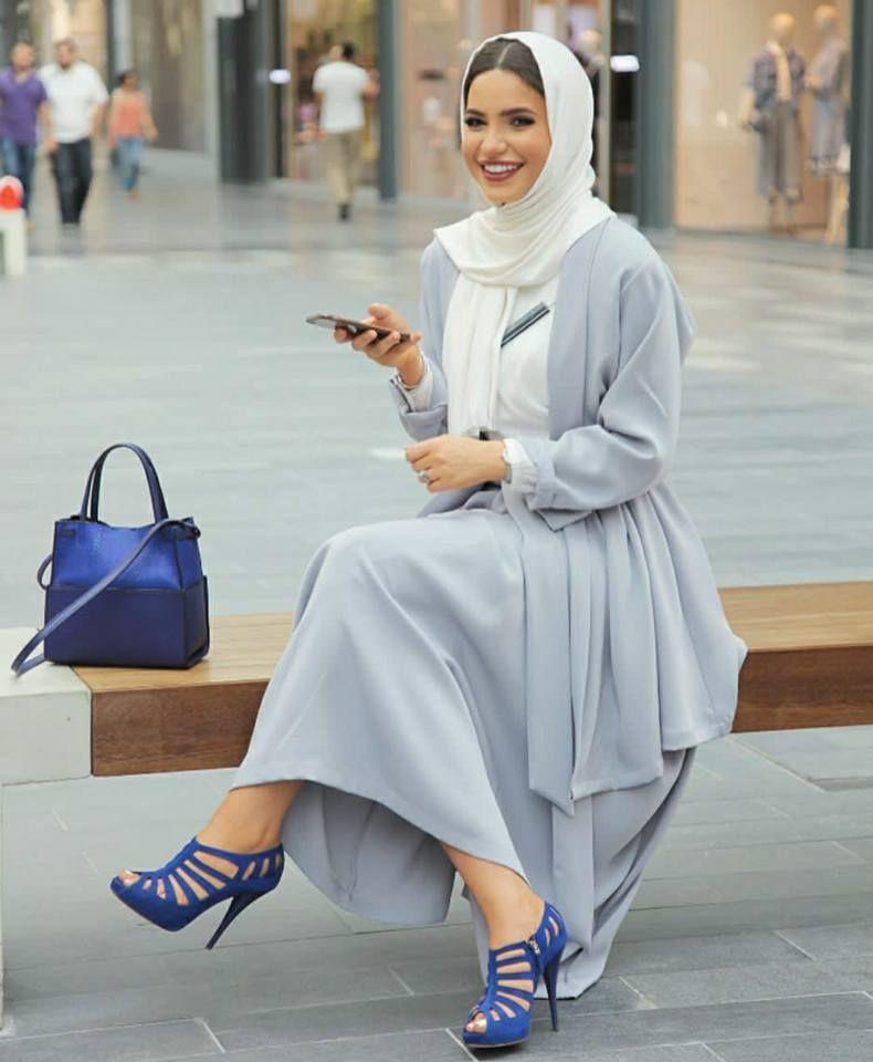 ملابس محجبات كاجوال للمراهقات 2020 Fashion Hijab Fashion Modest Fashion