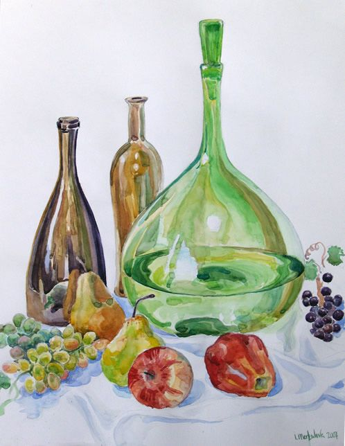 Watercolor Still Life Resource Post Color Pencil Art Watercolor