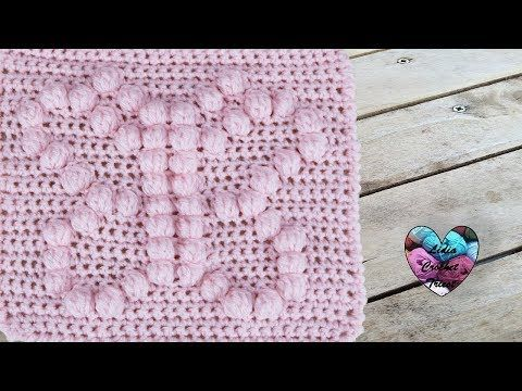 Carré Papillon Pour Couverture Crochet Youtube Crochet