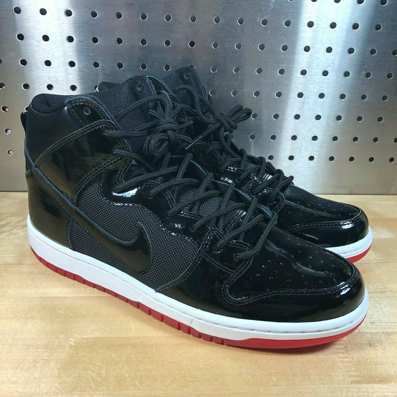 Details About Air Jordan Big Fund Mens Shoes Black Silver Red