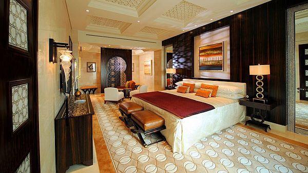 Luxury Hotel Bedroom the luxurious pyramid raffles dubai hotel | dubai hotel, room and