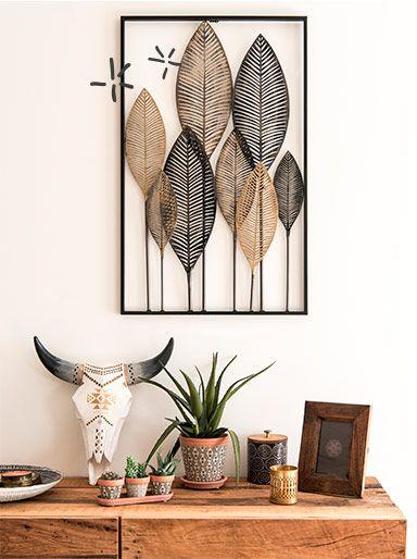Découvrez la tendance déco nordik ethnik de maisons du monde et faites le plein didées déco pour votre décoration dintérieur