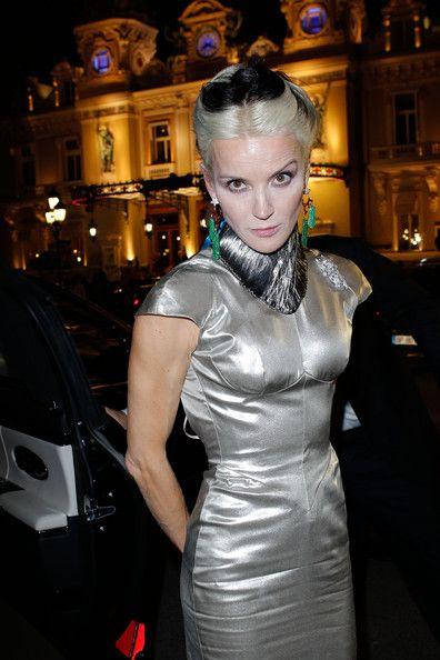 Daphne Guinness - 'Roger Dubuis - Soiree Monegasque' #roger-dubuis #horlogerie @calibrelondon