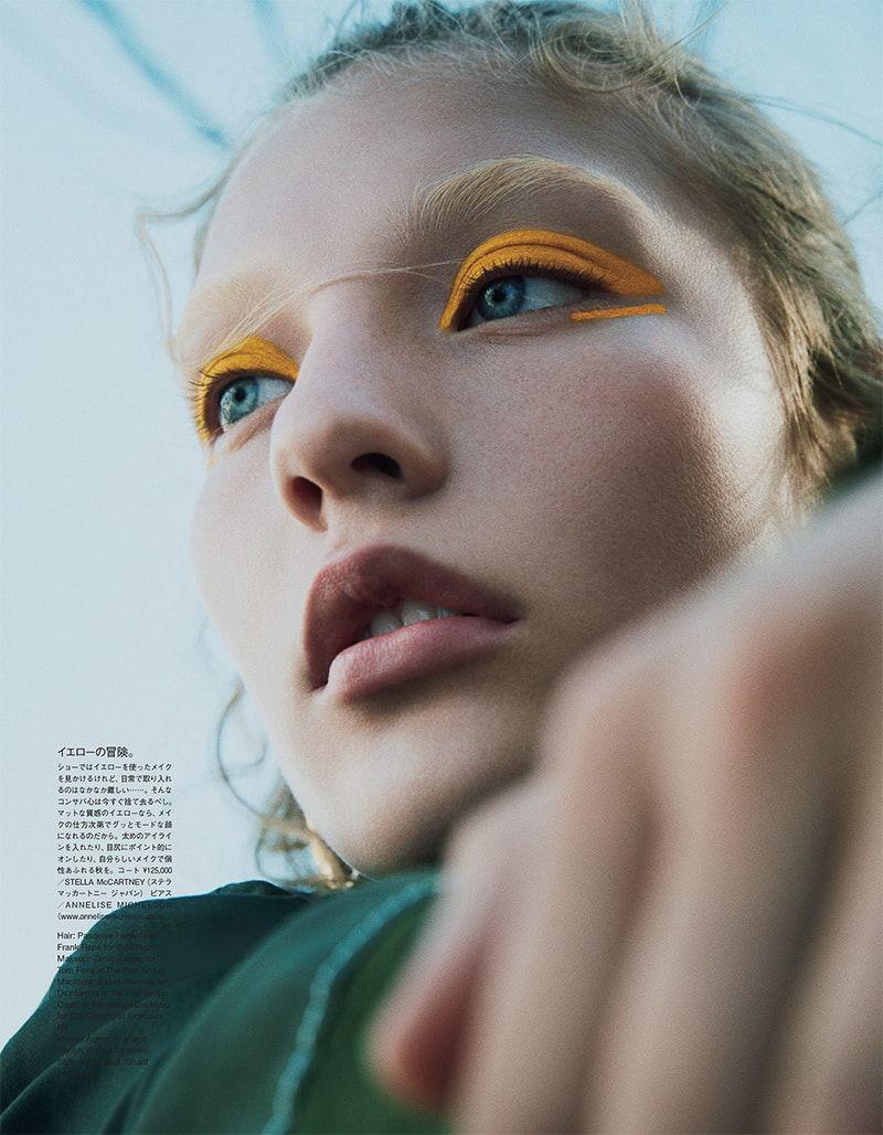 Vogue-Japan-October-2017-Agnes-Akerlund-by-Benjamin-Lennonx-6.jpg 800×1 028 пикс