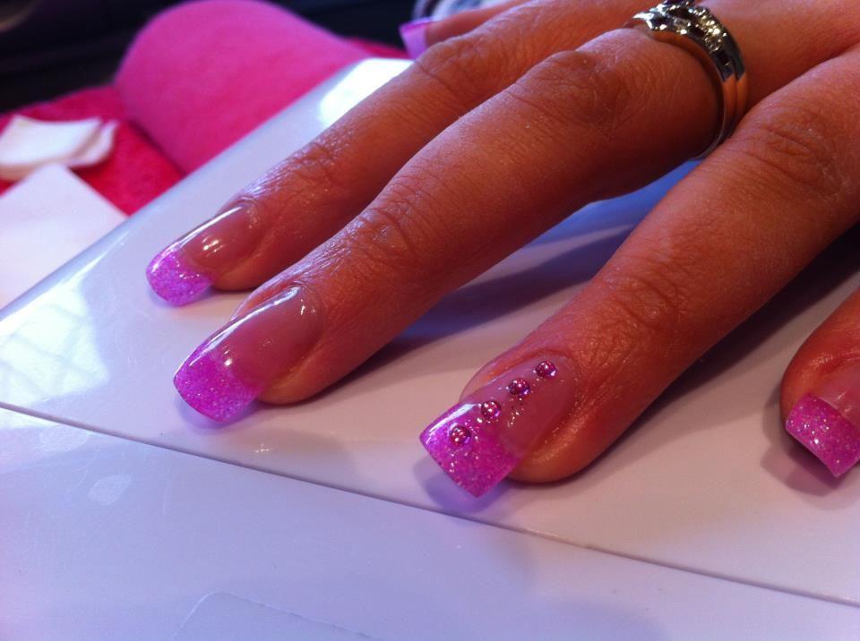 Pink Acrylic Nail Designs Acrylic Nails Hurt Crazy Acrylic Nail Designs Acrylic Nail Art Designs Nails Acrylic Nails Nail Designs
