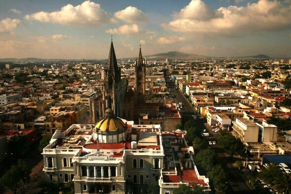 Image result for Explore Guadalajara instead of Mexico City