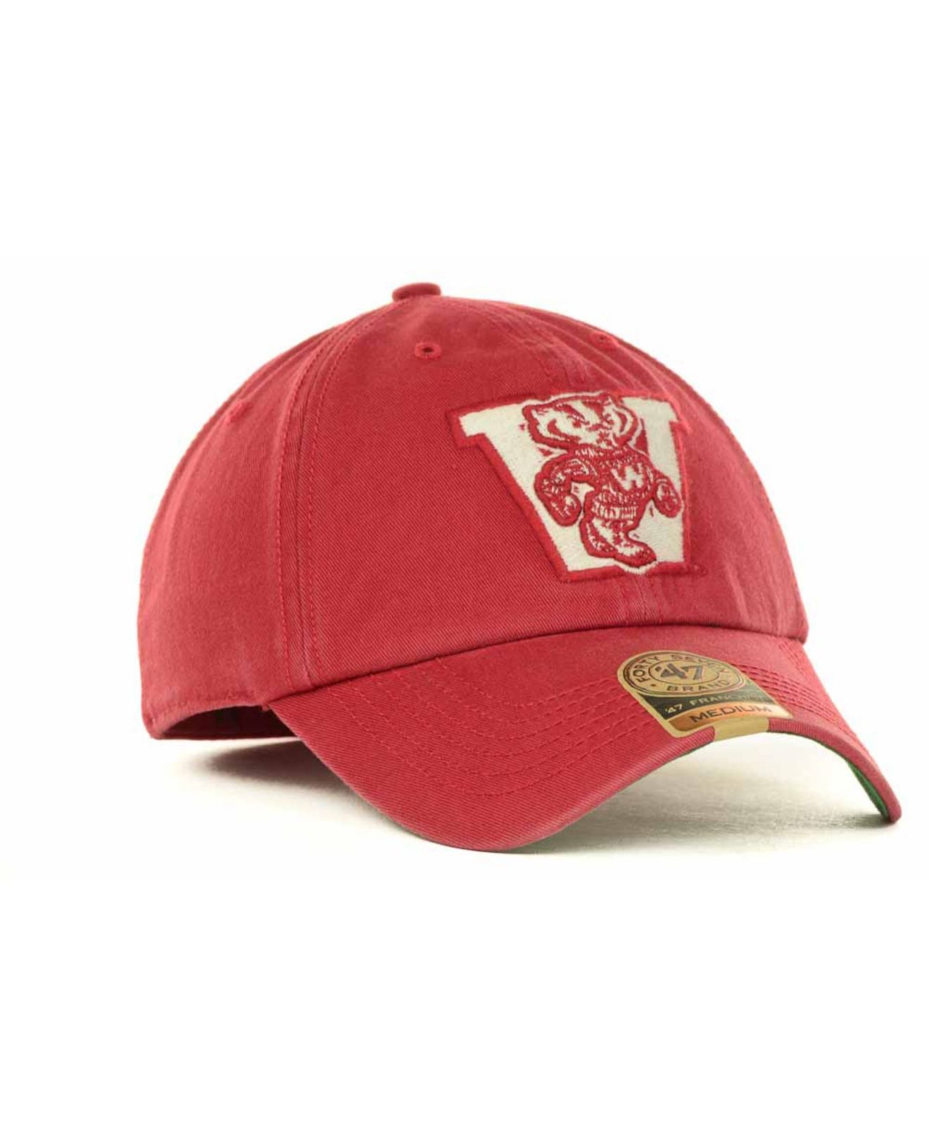 7766c8a1c71e58 vintage wisconsin badger hats - Google Search | The Little Extras ...
