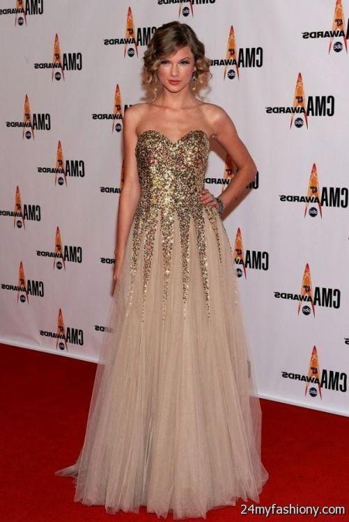 taylor swift red carpet dresses 2016-2017 | B2B Fashion ...