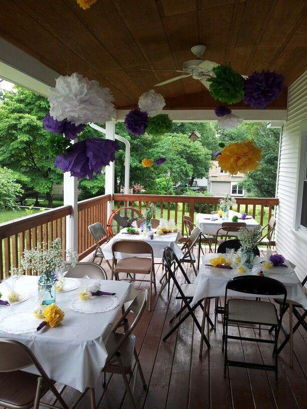 Garden bridal shower theme | Bridal Shower | Pinterest | Garden ...