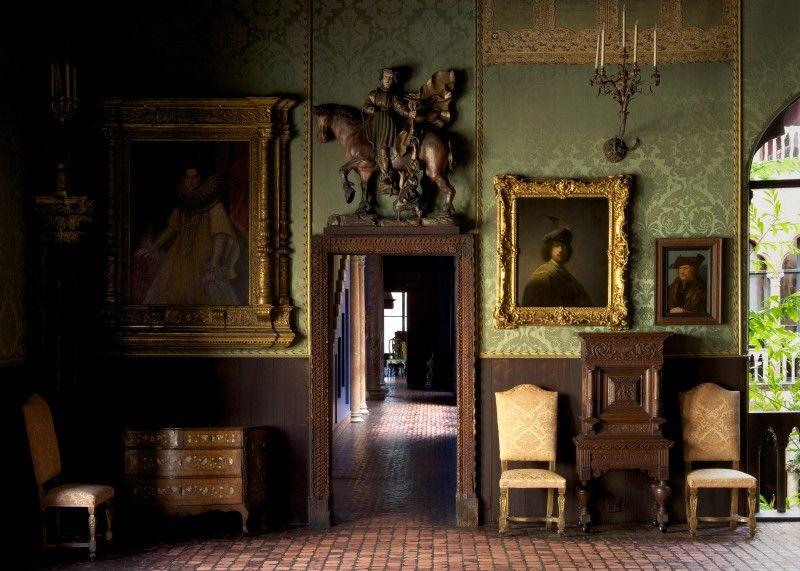 Isabella Stewart Gardner Museum : Dutch Room