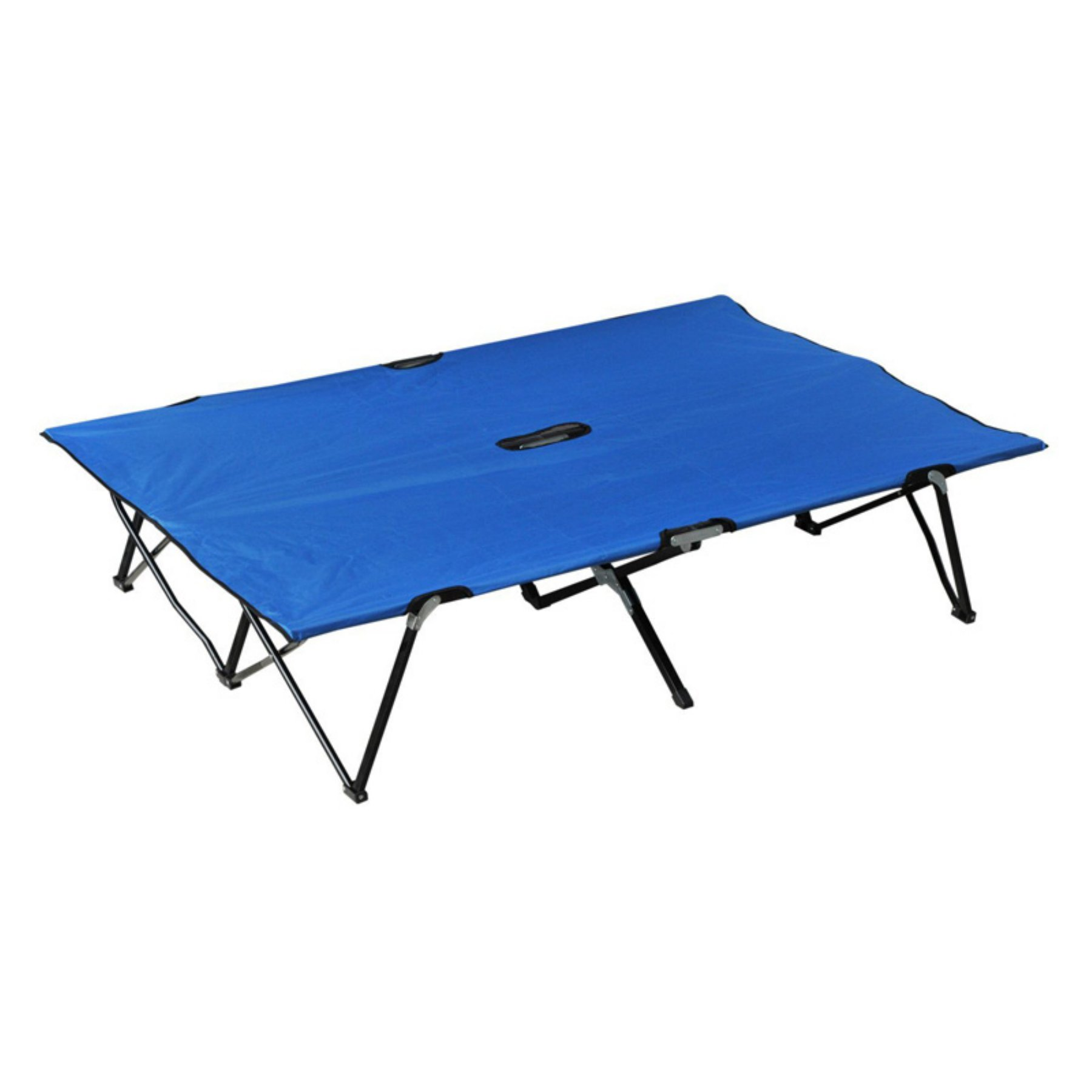 - Outsunny 2 Person Double Folding Camping Cot Camping Cot