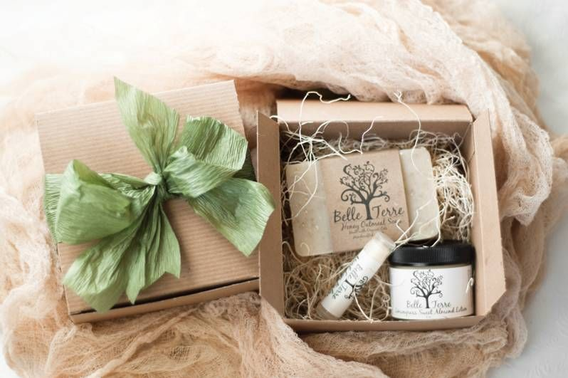 Wedding Gifts Packing Designs: An Eco-Friendly Giveaway With Belle Terre