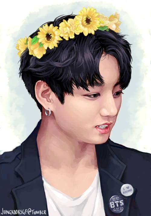 Jeon Jungkook Jungkook Fanart Fan Art Bts Drawings