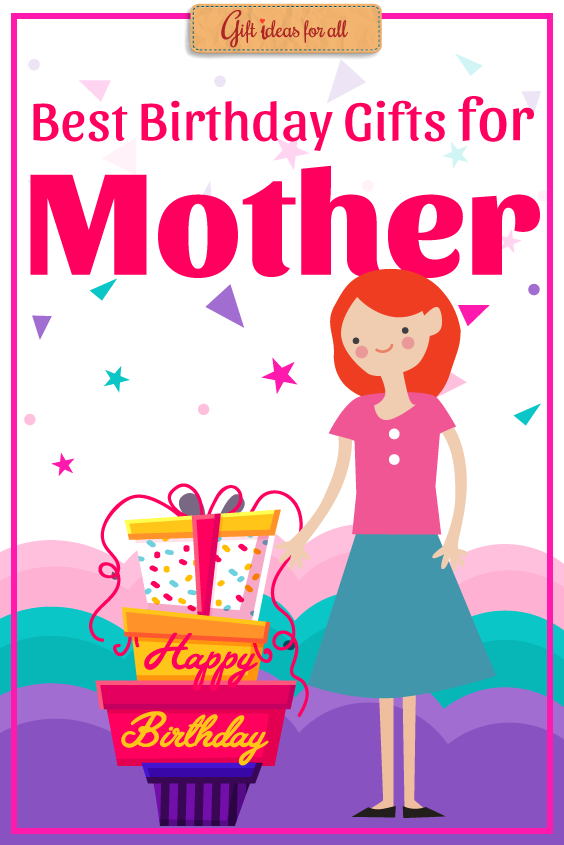 Want To Make Your Moms Birthday Special This Year Find Out 19 Heart Warming Gift Ideas For Mom Giftideas BirthdayGift