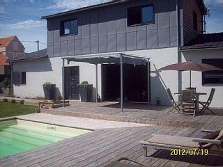 Maison Du0027architecte Avec Piscine Et Plage Location De Vacances   Partir De Chatelaillon  Plage