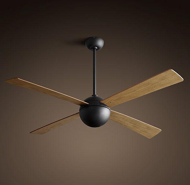 Hemisphere Ceiling Fan 52 Vintage Black Ceiling Fan Ceiling
