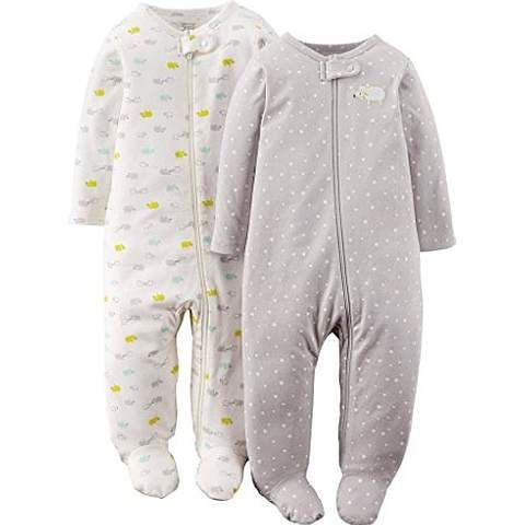 efb657d45604 Zipper onesies. Definitely with feet covers and ideally with hand ...