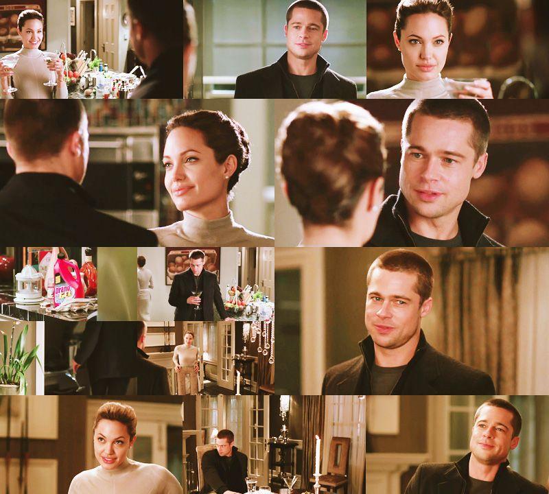 Mr Mrs Smith Picspam Part 1 Mr And Mrs Smith Brad Pitt And Angelina Jolie Brad Pitt