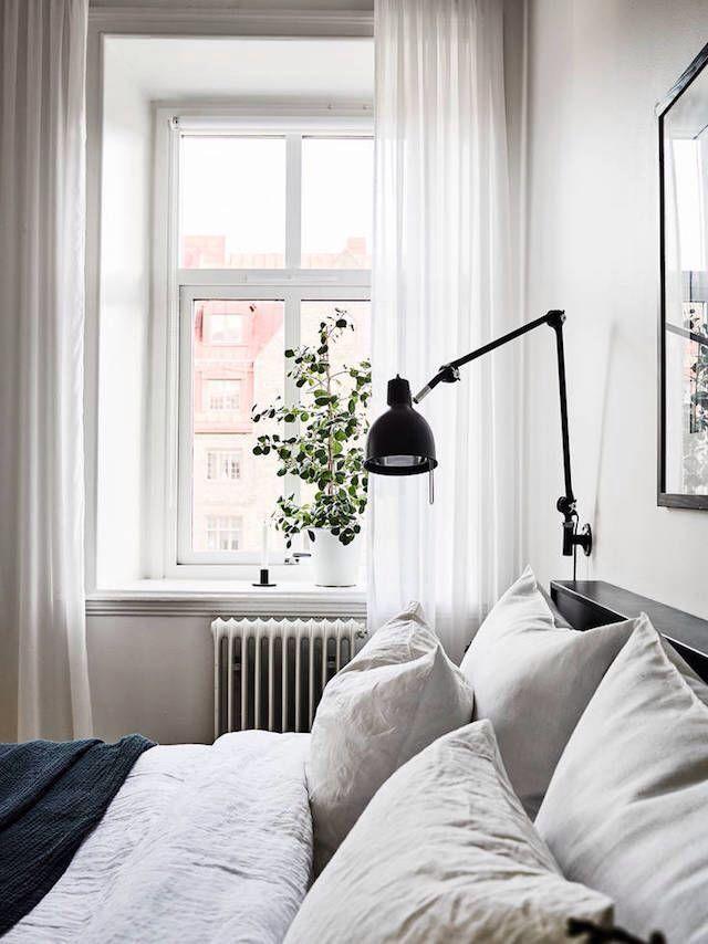 neutral bedroom #bed #home Dream House Pinterest Neutral