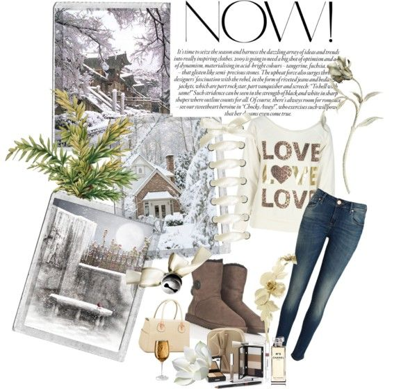 """Winter Time Feeling 3"" by kaitlynz253 ❤ liked on Polyvore"