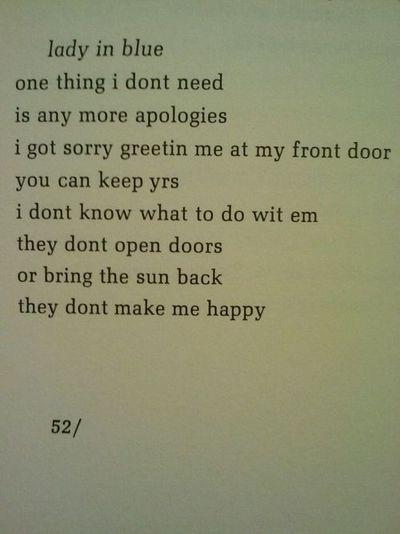 Ntozake Shange Poems 2