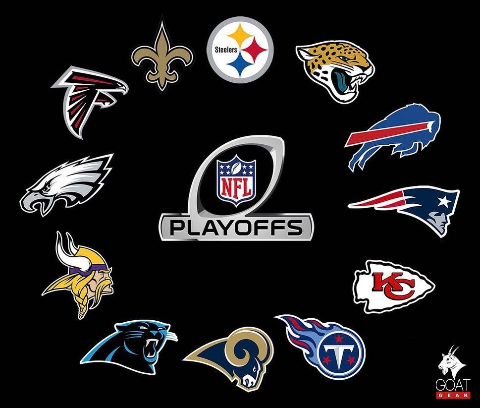Doubletap If Your Team Is In The Playoffs Nfl Carolinapanthers Newenglandpatriots Tennesseetitans Minnesotavikings Pittsburgh Nfl Memes Nfl Nfl Playoffs