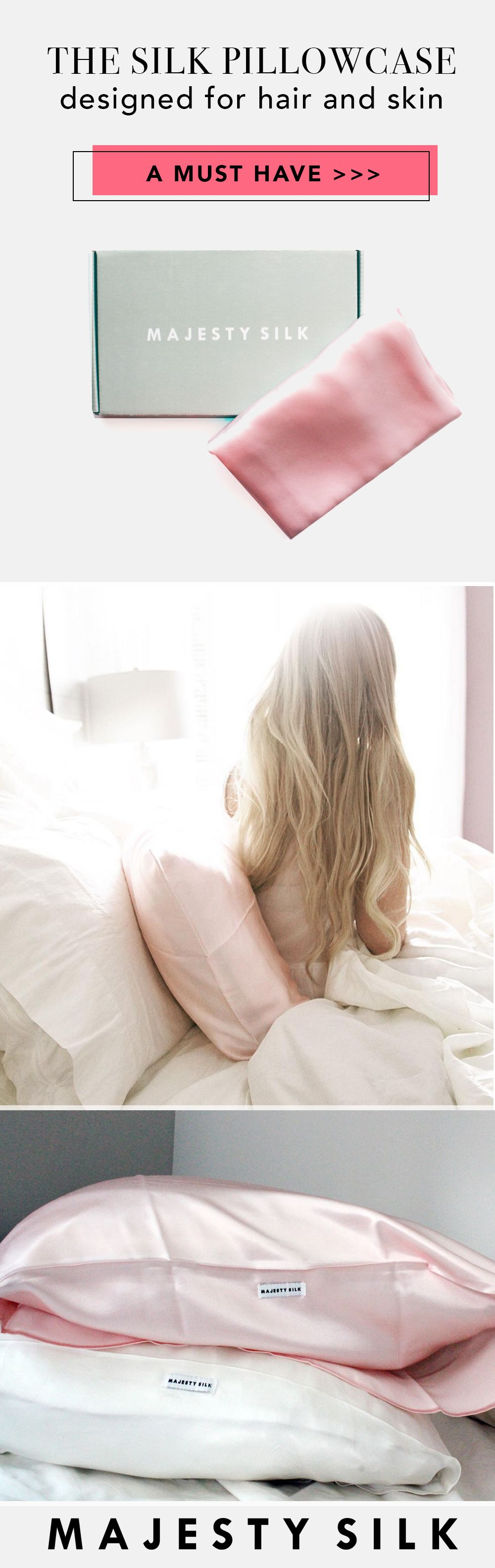 Best Silk Pillowcase For Skin Adorable Smooth Hair And Reduces Wrinkles Your Most Beautiful Sleep Yet Inspiration Design