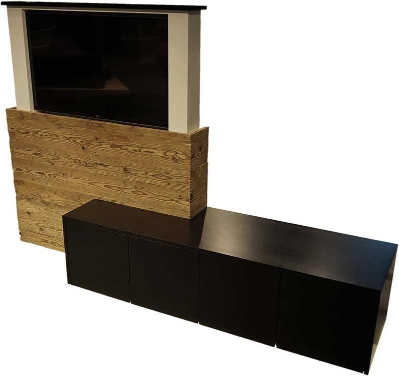 Schrank Fernseher Versenkbar Tv Sideboard Versenkbar Genial Tv