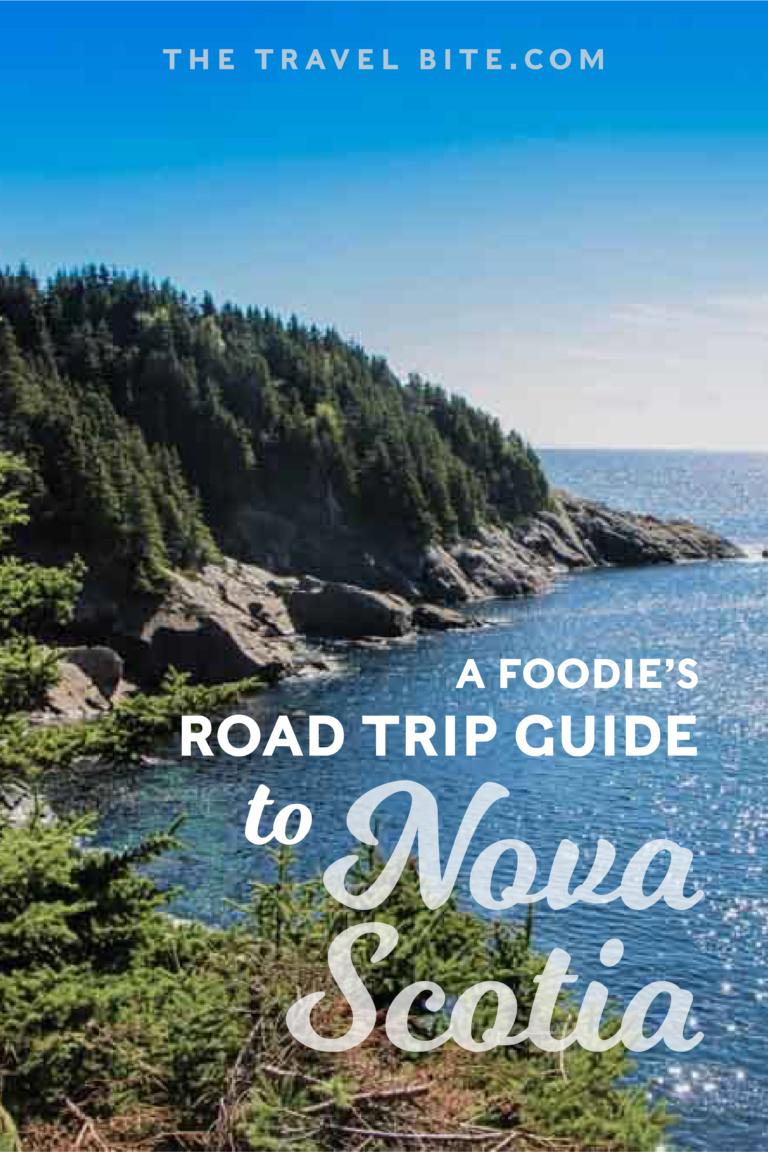 A Foodie S Roadtrip Guide To Nova Scotia In 2020 Road Trip
