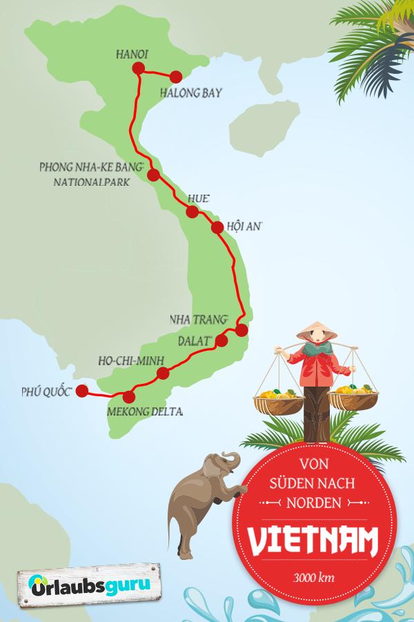 , Nützliche Tipps für eure Vietnam Rundreise | Urlaubsguru.de, My Travels Blog 2020, My Travels Blog 2020