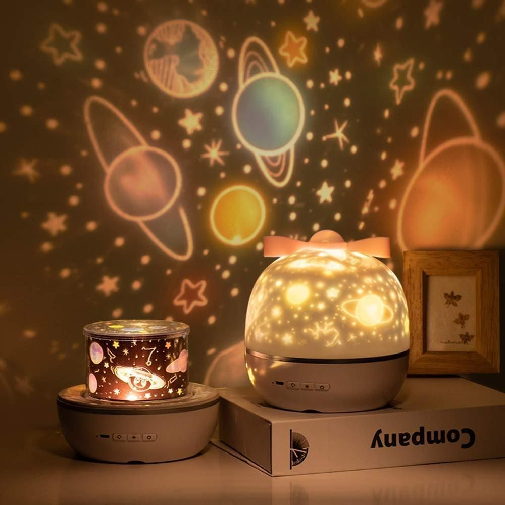 Lampe De Projection Dynamique Kidopop Nouveau In 2020 Night Light Projector Star Night Light Starry Night Light