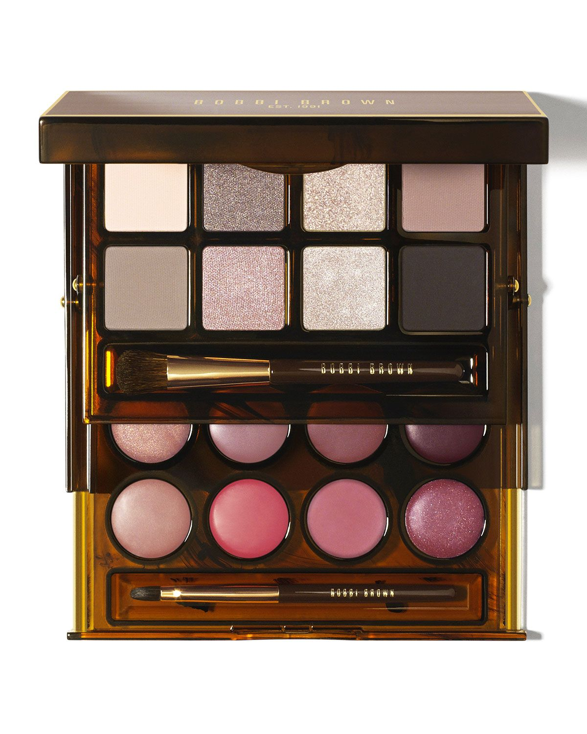 Bobbi Brown Limited Edition Deluxe Lip & Eye Palette http://rstyle.me/~2J0Bh