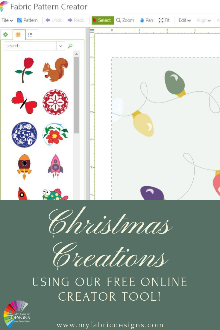 Christmas Creations Using Our Free Online Creator Tool Digital