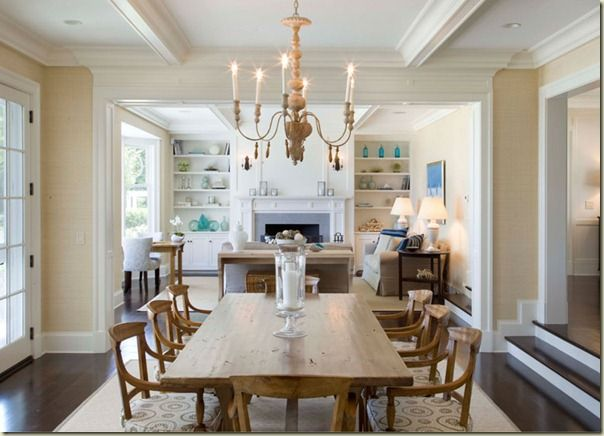 Cape cod style interiors interior designer james radin - Cape cod house interior ...