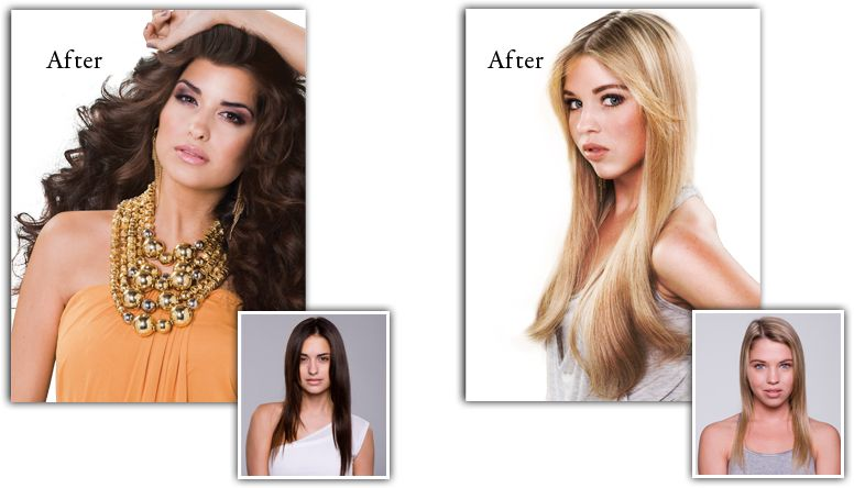 Hot heads hair extensions before and after hot heads hair hot heads hair extensions before and after pmusecretfo Image collections