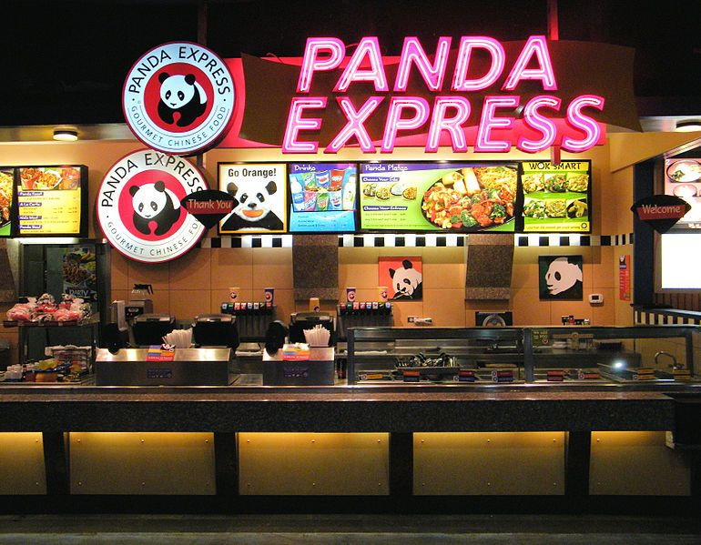 Get a Free Entree From Panda Express Promo The Winglet