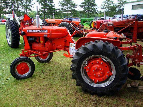 Allis Chalmers D12 Tractor Tractors Allis Chalmers Tractors Vintage Tractors