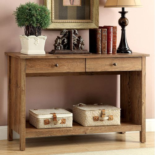 Found it at Wayfair - Waldon Console Table