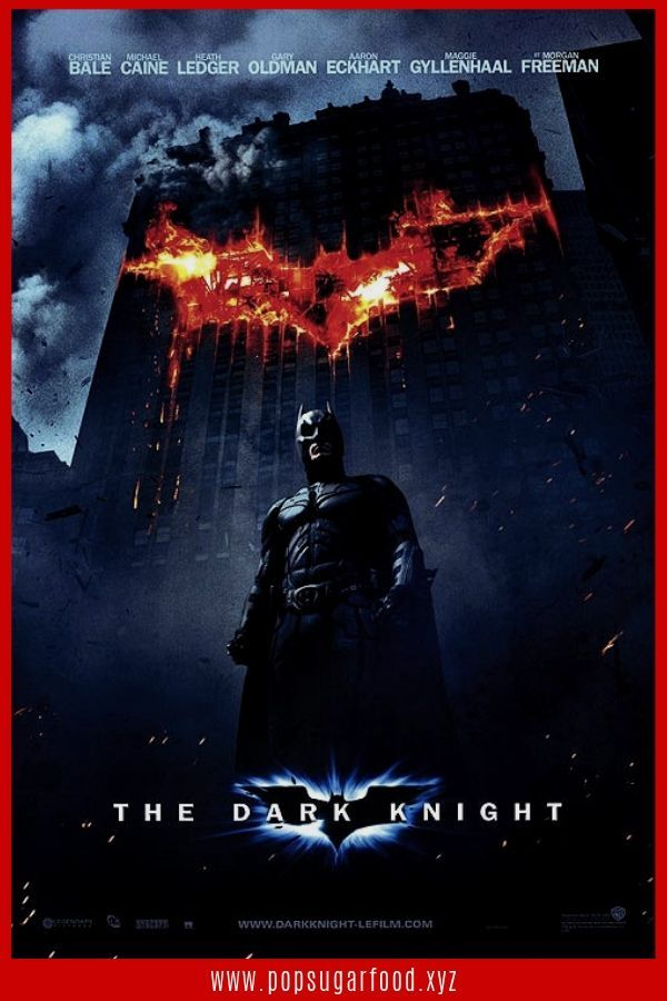 Batman The Dark Night Large Movie Poster Canvas 20X30 Glossy Photo Paper 24X36