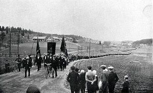 Ådalen shootings - Wikipedia