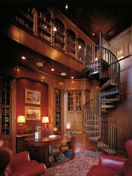 Private Library Study Rooms: Unique Find Your Dream Home (+6) Opinion