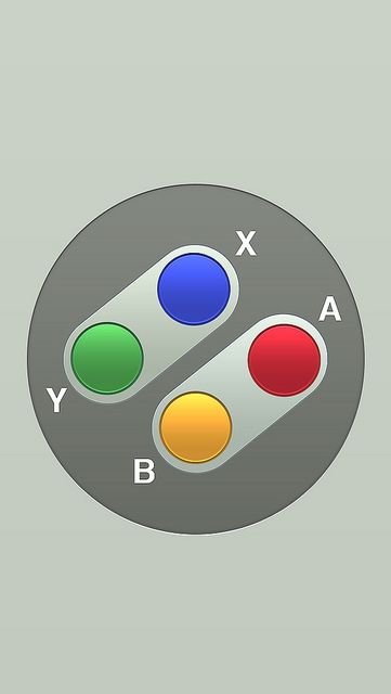 Snes Controller Iphone 5 Wallpaper By Matt Gemmell Via