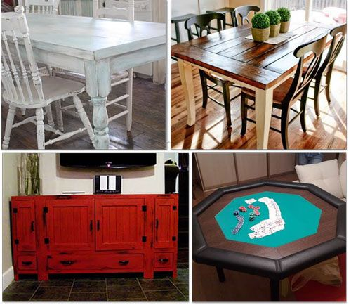 diy for tables
