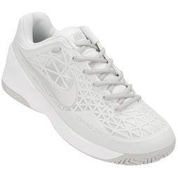 Zapatillas Nike Zoom Cage II Femenino Blanco Netshoes