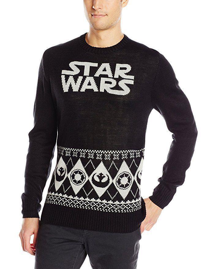 ugly christmas sweater star wars black christmas sweater new xxl nwt xmas starwars crewneck - Ugly Christmas Sweater Star Wars