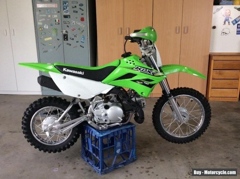 Kawasaki Klx 110 2017 Kawasaki Klx Forsale Australia Buy Motorcycle Kawasaki Used Motorcycles