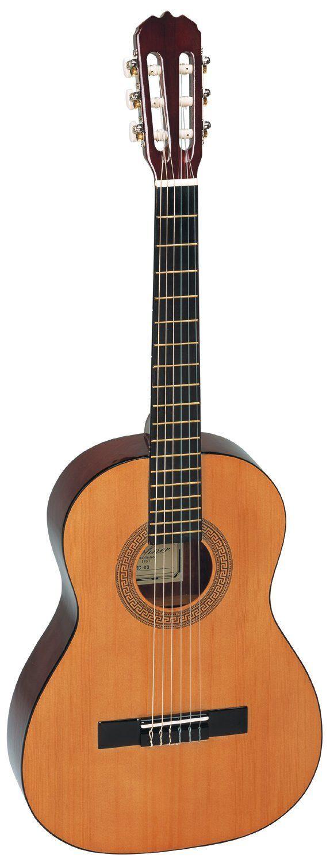 Pin On Classical Nylon String Guitars